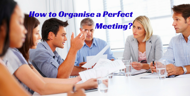How to Organise a Perfect Meeting?