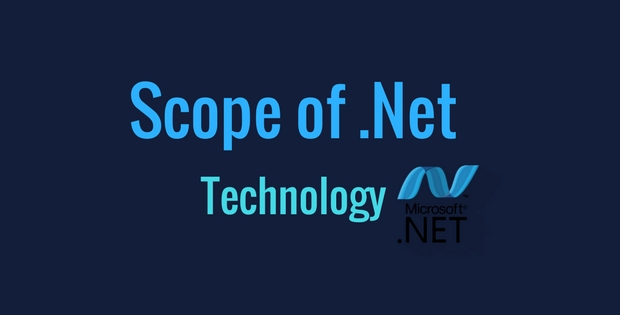 cope of .Net Development Application