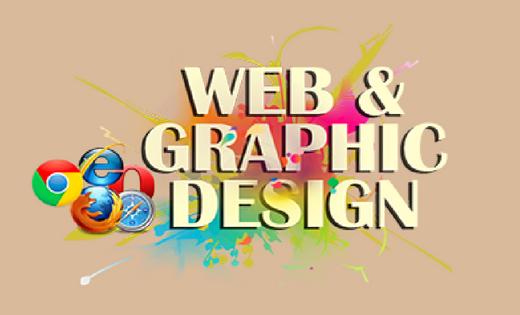 Web Designing and Graphics Designing